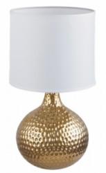 Stolní keramická lampa Rozin Rabalux 4977