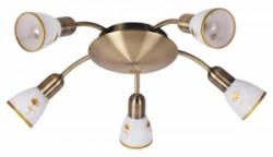 Bodové stropní svítidlo Art flower 6360