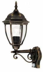 Venkovní svítidlo Toronto s čidlem Rabalux 8380