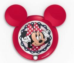 Dětské svítidlo Minnie Mouse s pohybovým senzorem Philips 71766/31/16